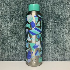 Starbucks Geometric Stainless Steel Water Bottle